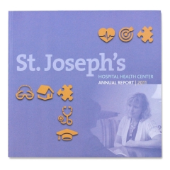 St. Joseph's Hospital Health Care Annual Report