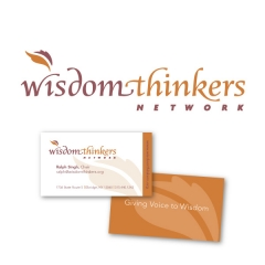 Logo Design for Wisdom Thinkers