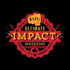 Impact Martial Arts Ultimate Impact Weekend February 2014