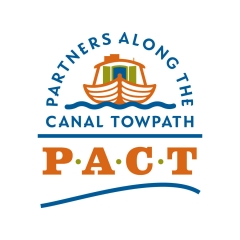 Logo for PACT (Partners Along the Canal Trail)