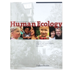 Syracuse University College of Human Ecology Graduate Studies Prospectus