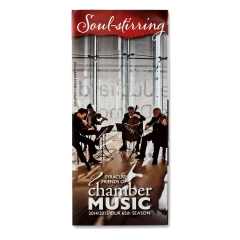 Syracuse Friends of Chamber Music 2014 Season Brochure