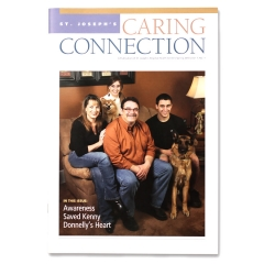 St. Joseph's Hospital Health Care Caring Connection Newsletter