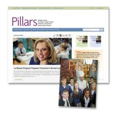 Pillars Magazine Online