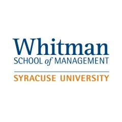 Syracuse University Whitman School Logo