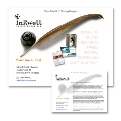 Inkwell Creative Web Site