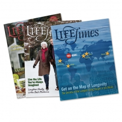 LifeTimes Magazine for McHarrie Life