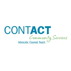 Contact Community Services Logo